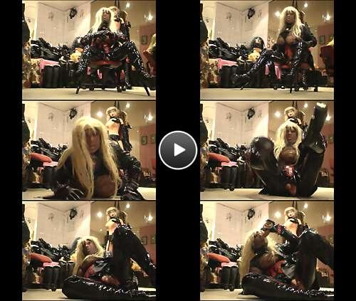 ladyboy penpal video